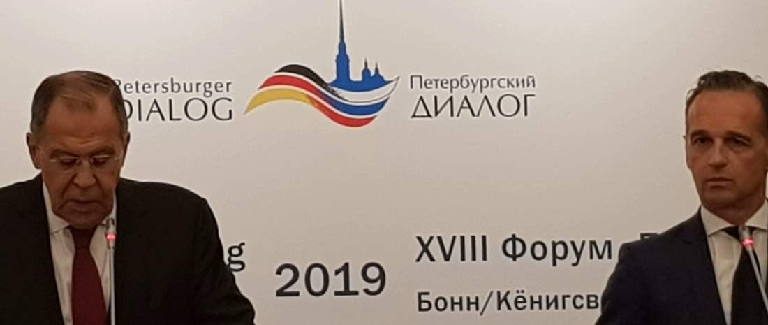 """""""Außenpolitik von unten"""" – in Bonn fand das 18. Forum """"Petersburger Dialog"""" statt"""