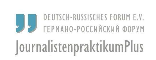 Praktika für Nachwuchsjournalisten aus Russland 2020