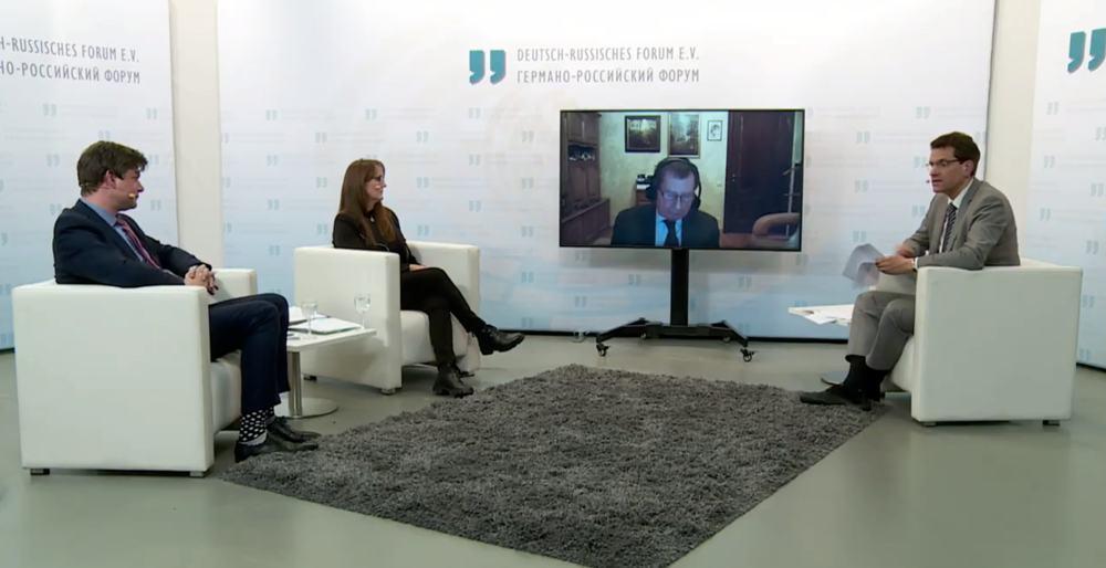 Deutsch-russische Kommunalkonferenz: Russische Enttäuschung begegnet deutscher Skepsis